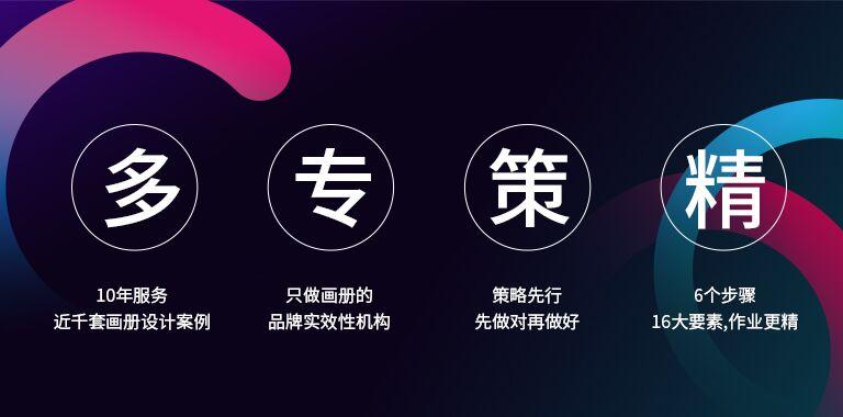 上海宣传画册设计公司作业方法