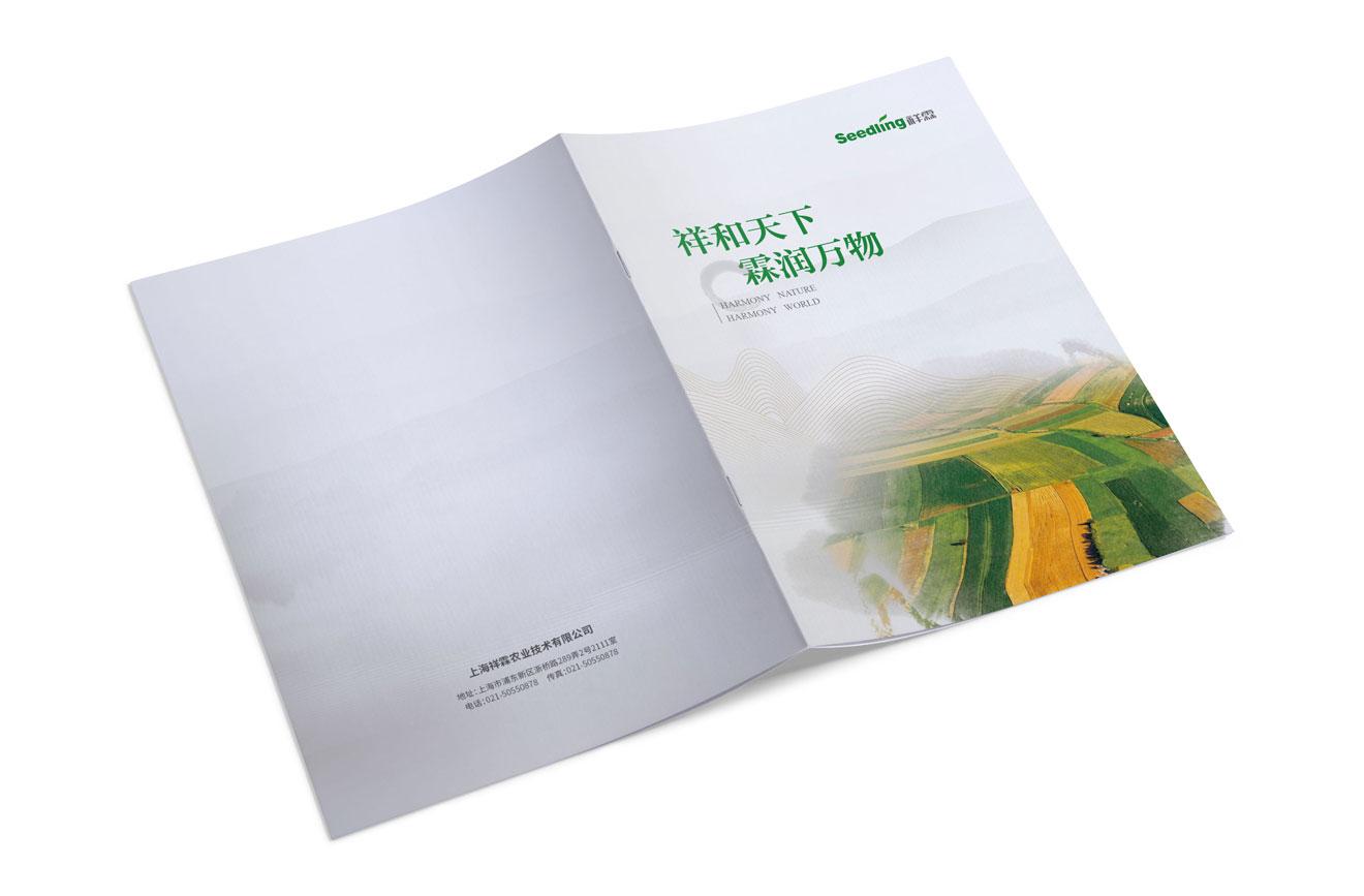 南京宣传册设计